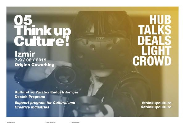 """Think Up Culture"" British Council'ın desteğiyle İzmir'de"