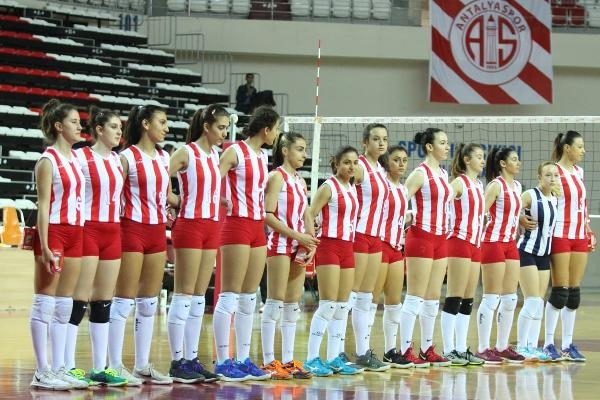 Antalyaspor play- off'ta