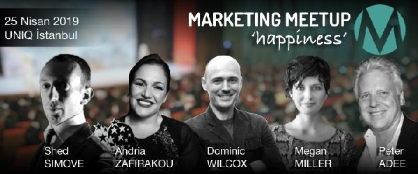 Marketing Meetup 2019 25 Nisan'da başlıyor