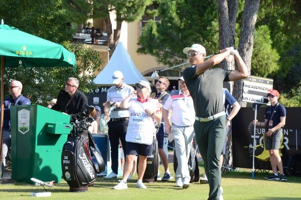 Turkish Airlines Open'da final gününe Matthias Schwab lider girdi
