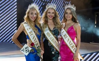 Miss Aura International'in kraliçesi, Çek Kristyna Malirova oldu