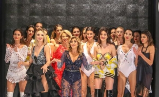 Denizli Fashion Week'te renkli final